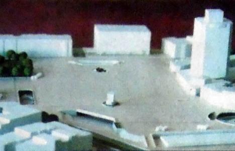1999 yılında Taksim