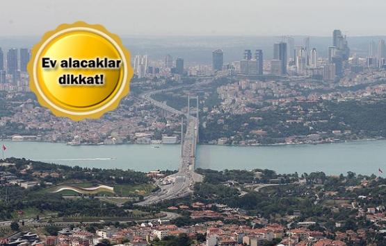 İstanbul'da en ucuz ve en pahalı ev nerede?