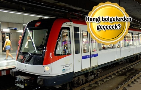 Mahmutbey-Esenyurt Metro Hattı