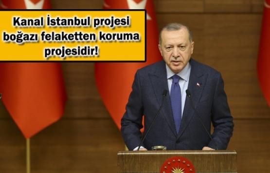 Kanal İstanbul'a en yakın zamanda başlayacağız!
