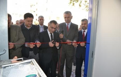 Mersin Aile ve Dini Rehberlik Bürosu'nun yeni hizmet binası açıldı!