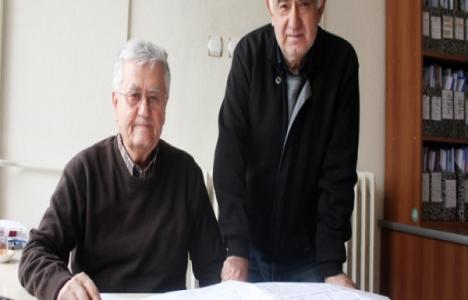Burdur'da fay hatları