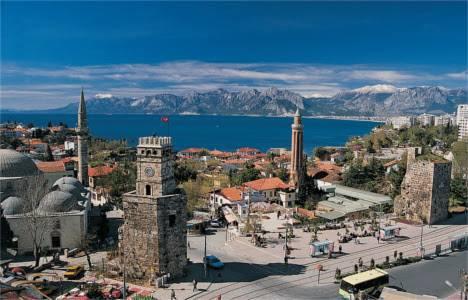 Antalya'da satılık gayrimenkul: