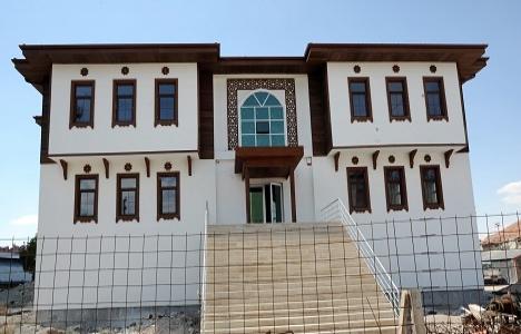 Konya Karapınar Şehir Konağı'nda sona gelindi!