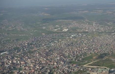 Arnavutköy Taşoluk idari tesis alanı imar planı askıda!