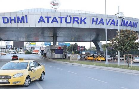 Atatürk Havalimanı'nın ana