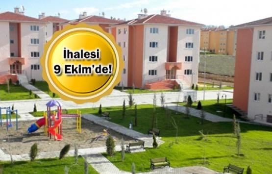 TOKİ'den İzmir'e 468 yeni konut geliyor!