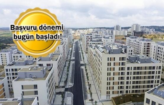 TOKİ'den İstanbul'da kurasız konut fırsatı!