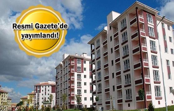 İlk evini alana devletten 25 bin lira destek!
