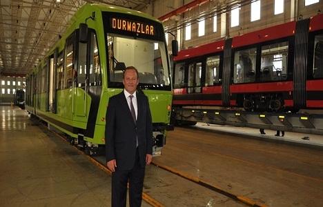 Münih Metrosu'nu Durmazlar Makine üretecek!