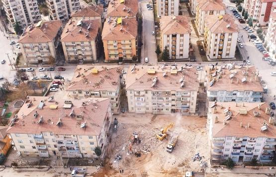 Türkiye'de son 8 yılda 610 bin riskli bina yıkıldı!