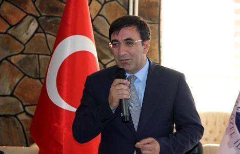 Cevdet Yılmaz Erciş yolundaki fuar , kongre merkezi ve Tekstilkent alanında inceleme yaptı!