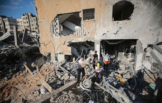 Gazze'de emlak sektöründeki zarar 25 milyon dolara ulaştı!
