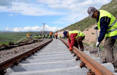 Bakü-Tiflis-Kars Demiryolu Haziran sonunda açılacak!