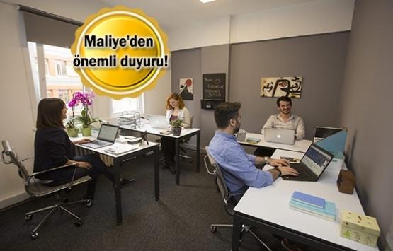 Ofis sanal da olsa çevre vergisini kiracı öder!