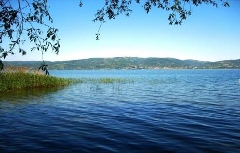 Yuvacık Barajı'ndan Sapanca