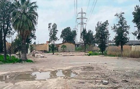 İzmir Çınarlı eski