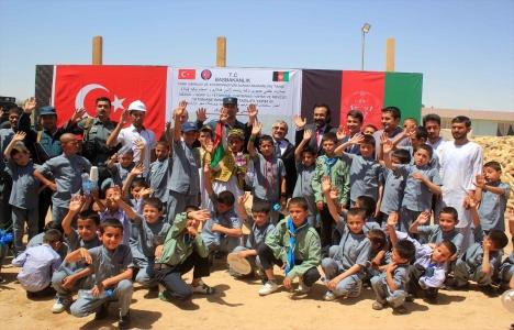 TİKA, Afganistan'da 190