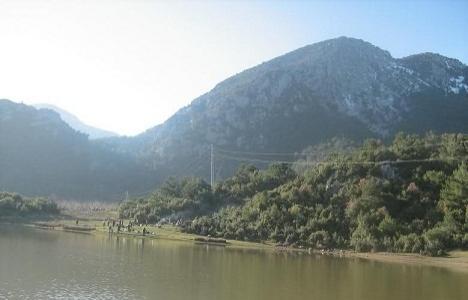 Spil Dağı'na teleferik