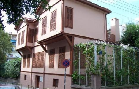 Kırklareli'de Atatürk Evi