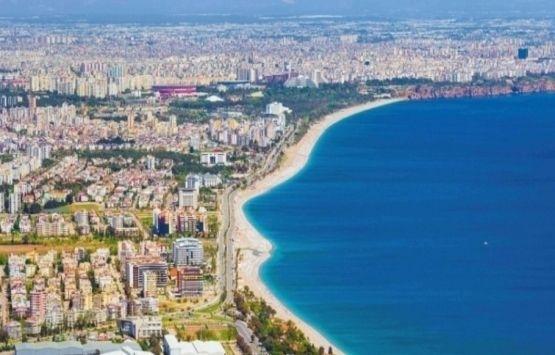 Antalya'da 47.1 milyon TL'ye satılık 5 gayrimenkul!