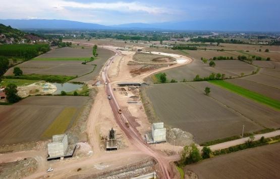 Kuzey Marmara Otoyolu inşaatında yüzde 97 fiziki ilerleme sağlandı!