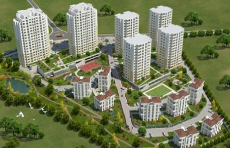 Bahçeşehir Banu Evleri'nde 271 bin liraya 2+1!