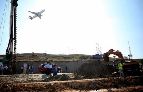 3. Havalimanı için