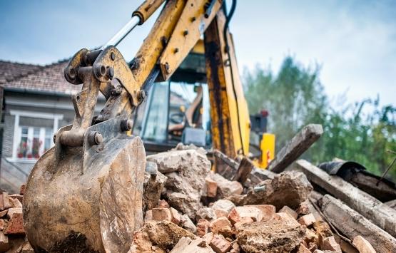 Osmangazi'de 2020'de 81 metruk bina yıkıldı!
