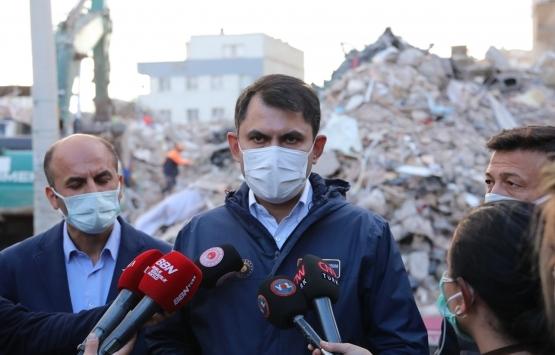 İzmir'de riskli binaların yıkımı hız kesmiyor!