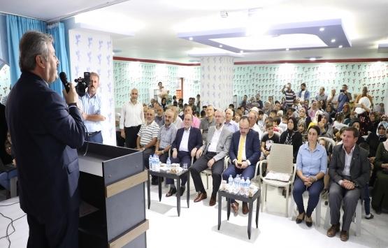 Melikgazi Poyraz Gençlik Merkezi açıldı!