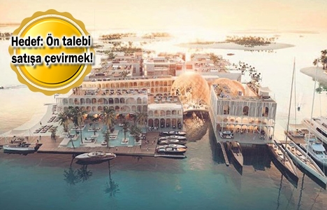 Türk inşaat firmaları Körfez'den vazgeçmedi!