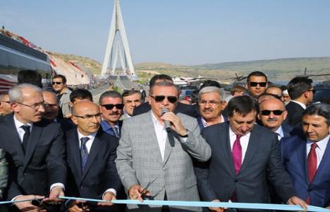 Cumhurbaşkanı Erdoğan Adıyaman