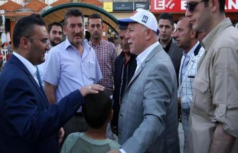 Mehmet Sekmen'den Hınıs