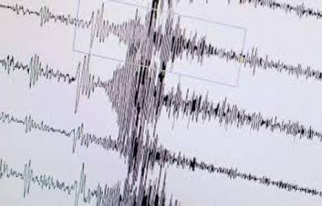 İzmir'de 4 büyüklüğünde deprem meydana geldi!