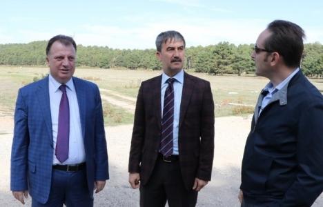 Manisa Turgutlu'ya gençlik kamp merkezi yapılacak!