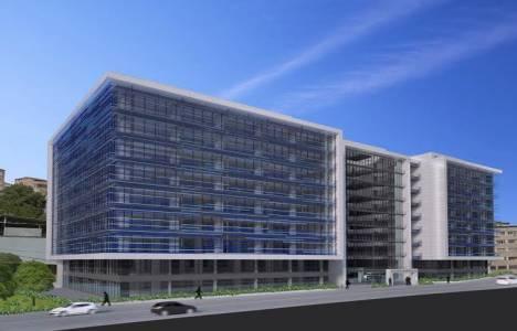 Akplaza ofis projesi bitmeden çok sayıda kiralama talebi aldı!
