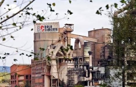 Bolu Çimento yatırım teşvik belgesi aldı!