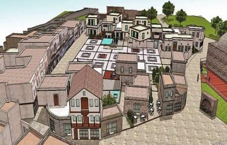 Kayseri Mahallesi projesi çalışmaları devam ediyor!