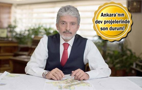 Mustafa Tuna: Ankara'da raylı sistemler yaygınlaştırılmalı!