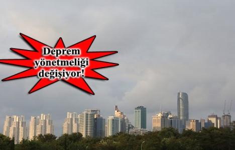 İstanbul'da gökdelenlere California