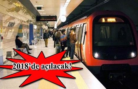 Mecidiyeköy-Kabataş Metrosu'nun temeli atıldı!