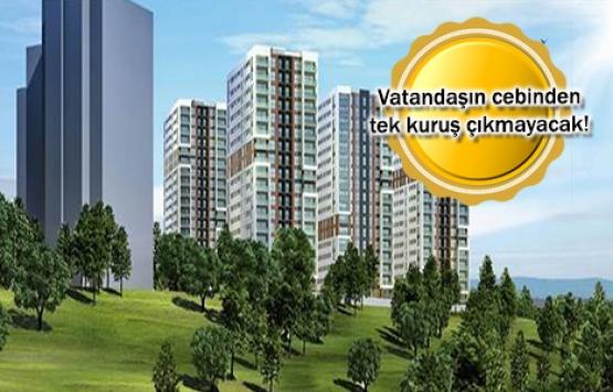 Kentsel dönüşümde yeni model ilk Gaziosmanpaşa'da uygulanacak!