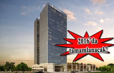 Nidakule Ataşehir'de ön satışlar başladı! 909 bin TL'ye ofis!