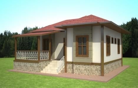 Erenler Belediyesi ev yapmak isteyene tip proje veriyor!