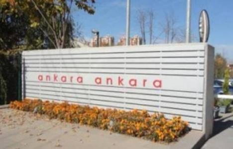 Ankara Ankara projesiyle