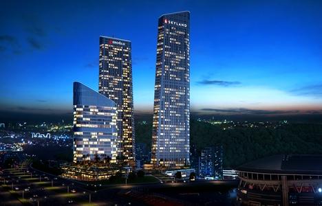 Skyland İstanbul'da hemen teslim rezidanslarda ödemeler 2019'da!