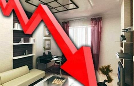 Moskova'da ikinci el konut fiyatları yüzde 47 geriledi!