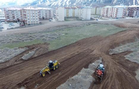 Erzurum Çat Yolu Yıldızkent'e bağlanıyor!