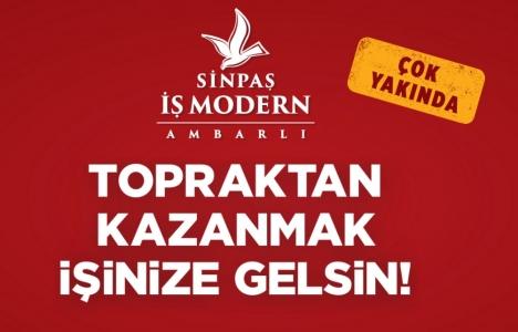 Sinpaş İş Modern Ambarlı projesine ön talep toplanıyor!